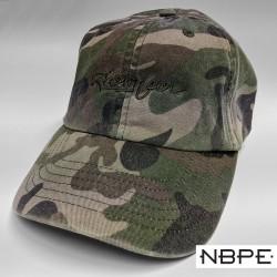 czapka vintage moro