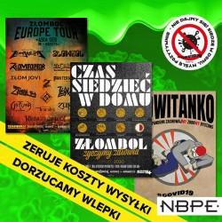 plakaty na czas pandemi