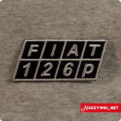 Naszywka Fiat 126p wersja...