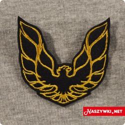 Naszywka logo Pontiac