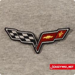 Naszywka logo Corvette