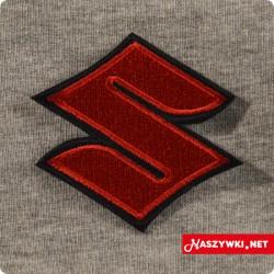 Naszywka logo Suzuki