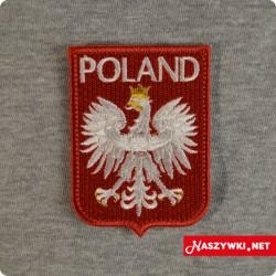 Naszywka godło Polski Poland