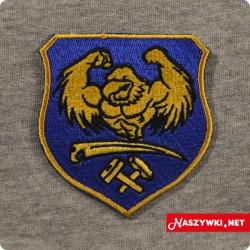 Naszywka Górny Śląsk herb moc