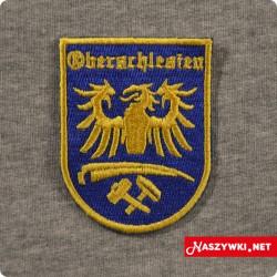 Naszywka Górny Śląsk herb...