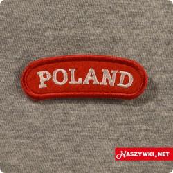 Naszywka łuk POLAND