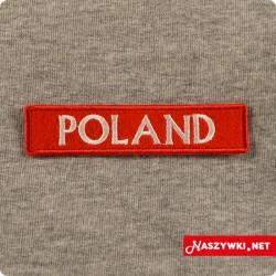 Naszywka  POLAND