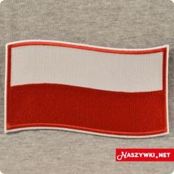 Naszywka flaga Polski...
