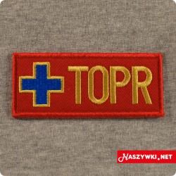 Naszywka  TOPR