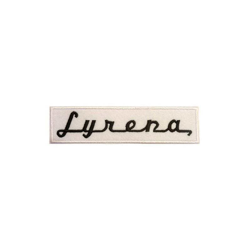 Naszywka Syrena