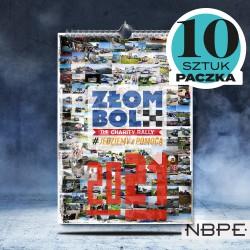 Kalendarz 2021 Złombol - 10...