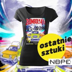 Damska Koszulka Złombol...