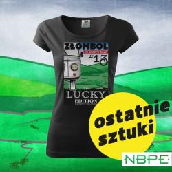 Damska Koszulka Złombol 13...