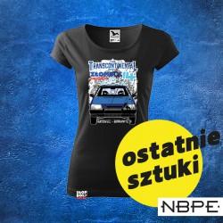 Damska Koszulka Złombol 14...