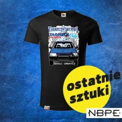 Męska Koszulka Złombol 14...