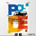 """Plakat """"Poldek"""""""