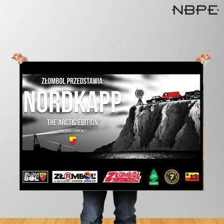 """Plakat """"ZŁOMBOL"""" 7. edycja 2013"""