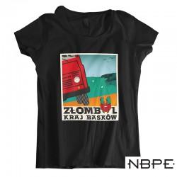 Koszulka Złombol 11 Biskaya Edition Męska