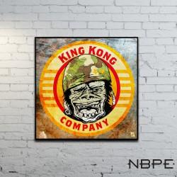 Plakat king kong company