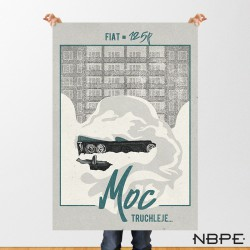 "Plakat ""Moc Truchleje"""