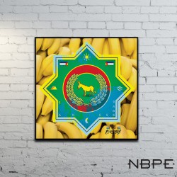 Plakat San Escobar banana republic