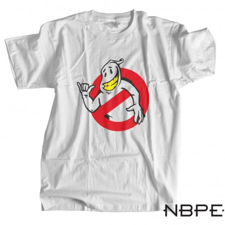 Koszulka męska Ghostbuster-RED