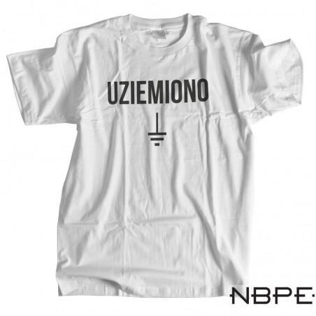 Koszulka męska Uziemiono