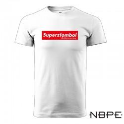 Koszulka męska z wzorem Superzłombol