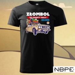 Koszulka Złombol 12 edycja Chalkikidi