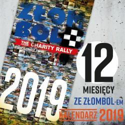 Kalendarz 2019 ZŁOMBOL - 1...