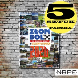 Kalendarz 2020 Złombol - 5...